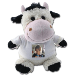 Peluche Vache